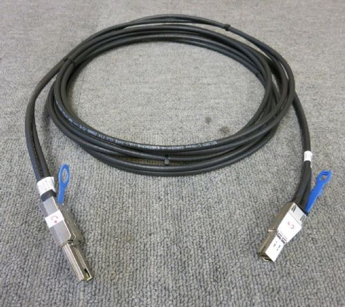 Dell 1502C HD2 Mini SAS SFF-8644 to SFF-8088 External Cable 3M